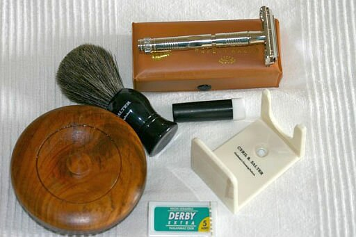 Some shaving blogs