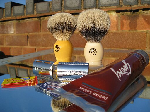 Anyone involved in traditional shaving will know that first up must be the ...