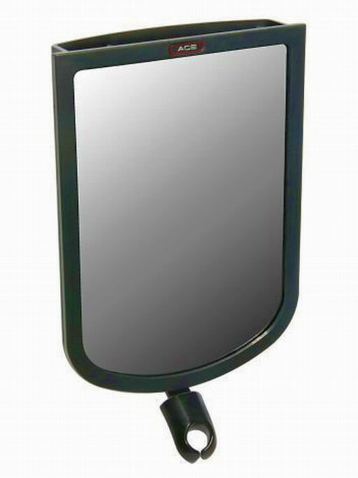 A great device for real shavers, the Ace mirror