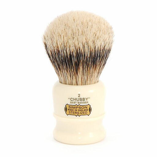 Why you should use a shaving brush