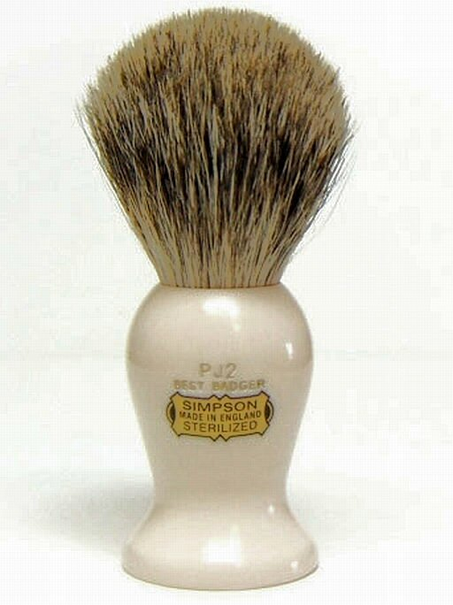 Simpson's shaving brushes #2
