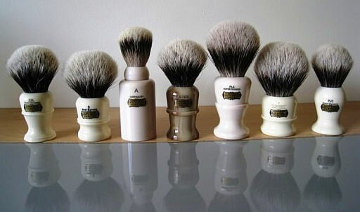 Simpson's shaving brushes #3