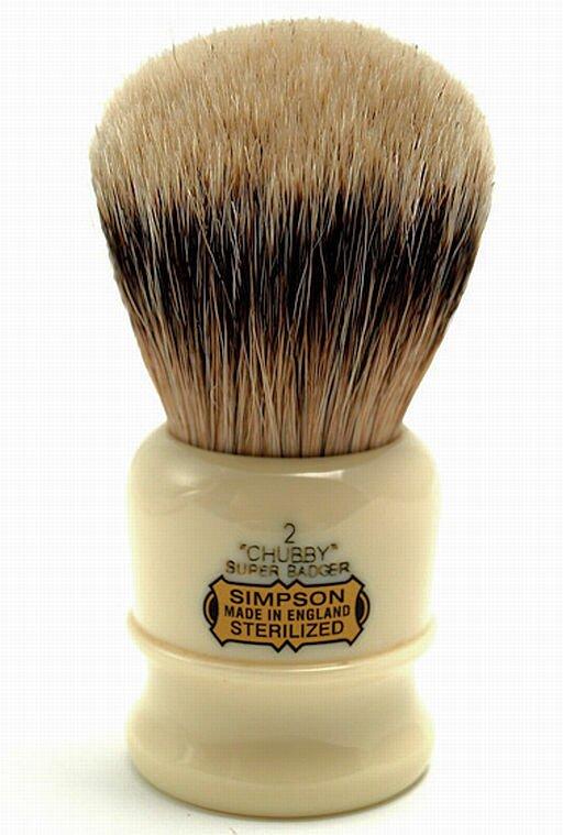 Simpson's shaving brushes #1
