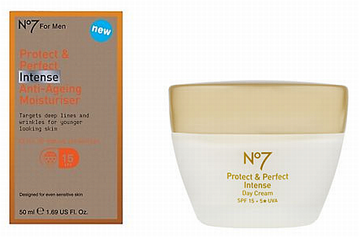 Boots No7 for Men Protect & Perfect