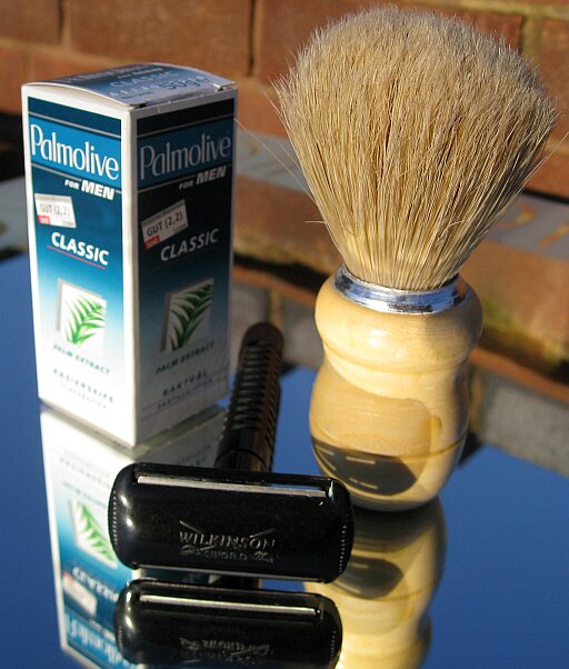 Some traditional shaving bargains
